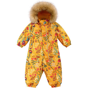 Reima Lappi Winter Overall Toddler warm yellow